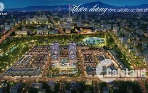 Nhà phố cao cấp Barya trung tâm hành chính Bà Rịa