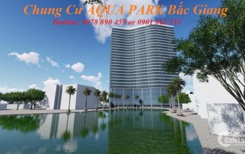 chung cư Aqua Park Bắc Giang Mở Bán Đợt 1 Gía Gốc Chủ Đầu Tư