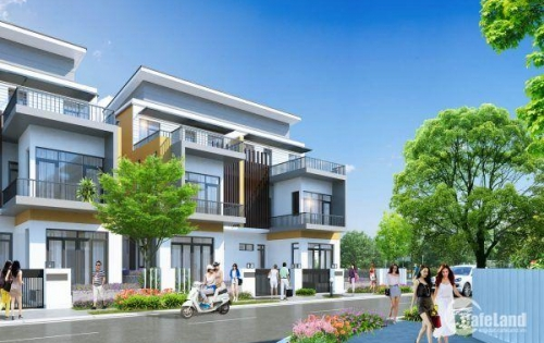 Biệt thự mini trong khu dân cư đẳng cấp giá từ 2,5 tỷ căn diện tích 234 m2