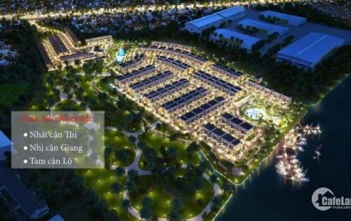 Mở bán giai đoạn 2 khu 5* có bến du thuyền của dự án Trần anh Riverside với 790tr-0902.393.747