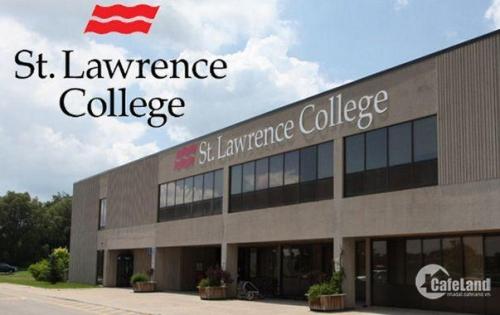 Giới thiệu về St. Lawrence College