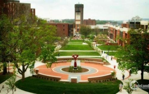 Học bổng trị giá lên đến $ 21,600 (500tr) cho 4 năm đại học tại Webster University Mỹ