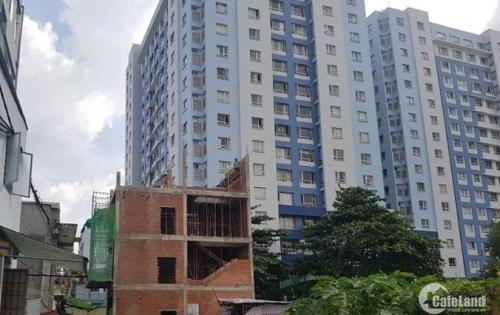 Bán nhà 45m2 Chu Văn An xe hơi vào nhà 3.8 tỷ, P12, LH: 0911.877.809