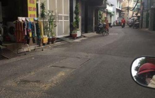 Bán nhà Bình Thạnh, giáp Phú Nhuận, hẽm 6m, mới, 7,1 tỷ