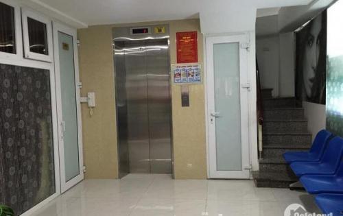 Hot!!! 7 tầng Thang Máy,ô tô tránh Nguyễn Thị Định,62m2, 13 phòng cho thuê thu 60tr/th. 0904551340