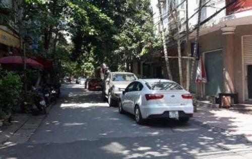 Bán nhà Đỗ Quang Cầu Giấy 70m 5 tầng MT 5m khu phân lô đường ô tô tránh vỉa hè 3m.