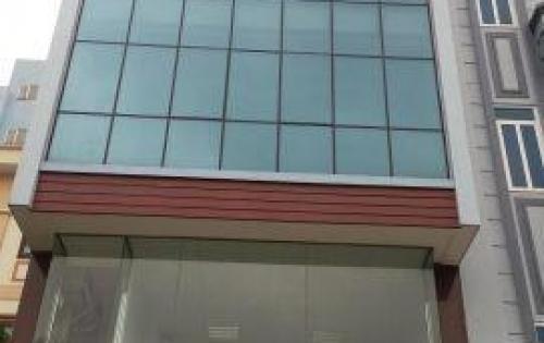 Bán nhà  mặt phố Nguyễn Khang Cầu Giấy 50m 7 tầng thang máy có vỉa hè hơn 5m