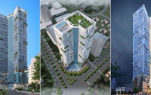 Golden Park Tower - Chung cư cao cấp Hà Nội giá tốt nhất thị trường
