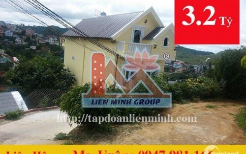 Bán Căn Nhà Mới Xây Gần Chung Cư Khe Sanh, Phường 10, Đà Lạt Giá 3.2 Tỷ. LH: 0947 981 166