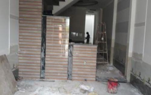 Bán nhà 1 lầu 1 trệt, giá rẻ, đường Trần Quý Cáp, buôn bán tốt, phường Dĩ An, Bình Dương