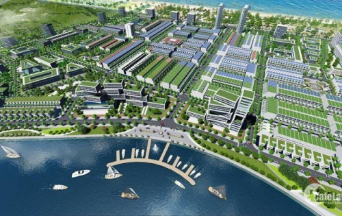 Chỉ cần trả trước 400 triệu sở hữu đất ven biển Ngọc Dương riverside lh: 01294.586.999