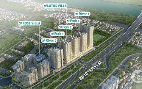 Bán chung cư cao cấp Eurowindow River Park M-LAND VietNam phân phối độc quyền