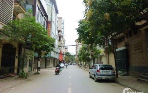 Bán nhà Trần Quang Diệu Đống Đa 65m2 MT 5m mặt vườn hoa vỉa hè 5m khu phân lô kinh doanh văn phòng.