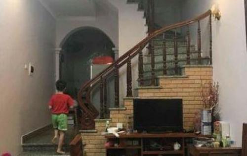 Bán nhà khu phân lô phố Khương Thượng, 30m2, giá 3 tỷ.
