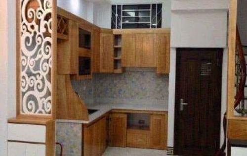 Bán nhà Xây mới phố Khâm Thiên, 5Tầng, Giá 3.4 Tỷ