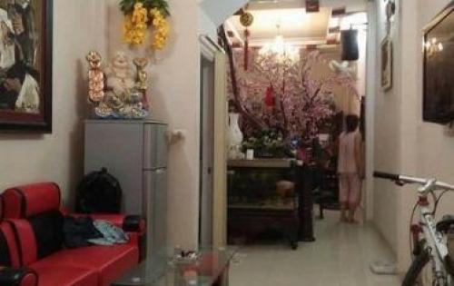 Bán nhà phố Nguyễn Phúc Lai, ngõ gần cách đường ô tô hơn 20m, S 30m2 giá 2.7 tỷ