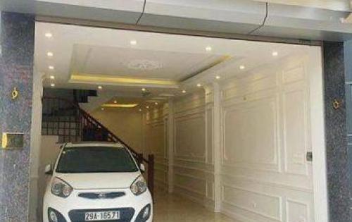 Bán nhà phố Thái Hà, ô tô vào nhà, 46m2, giá 6 tỷ.