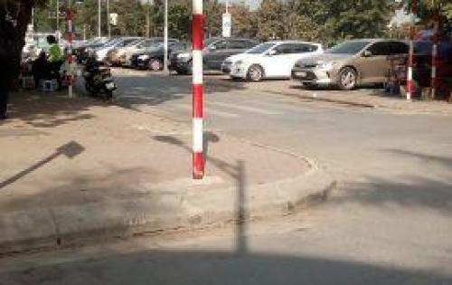Bán nhà Hồ Ba Mẫu Đống Đa 90m MT 6m p.lô đường ô tô tránh kinh doanh văn phòng tốt.