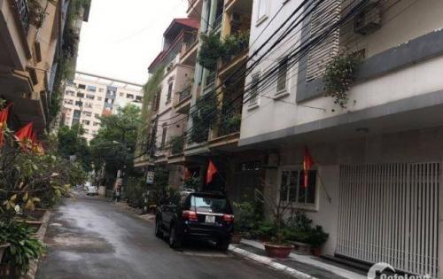 Bán nhà phố Thái Hà, oto vào, 54m2, giá chỉ 4.15 tỷ.