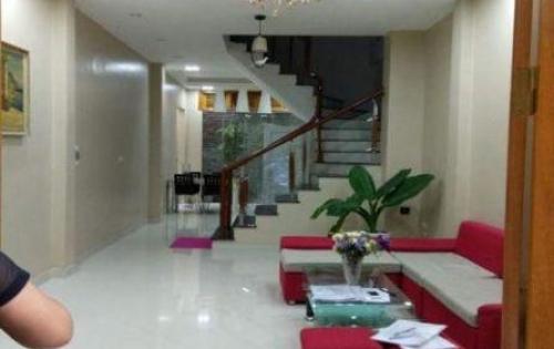 Bán nhà riêng phố Thái Thịnh, DT 48m2, kinh doanh, 3.9 tỷ.