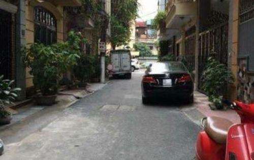 Bán Nhà Tôn Đức Thắng, ô tô vào nhà, 46m2, giá 6.5 tỷ