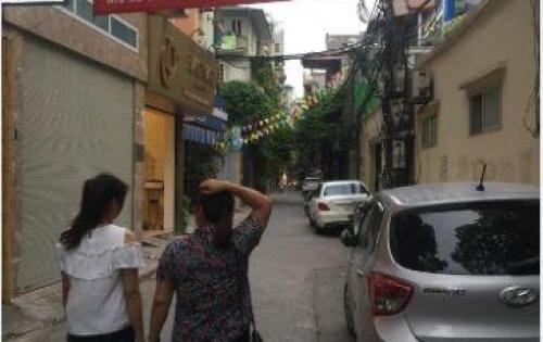 Bán nhà Nguyễn Chí Thanh phân lô cho Ôtô đỗ 42m2, 4T, 6.3 tỷ