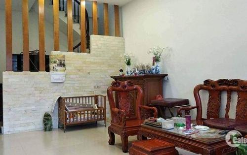 Bán nhà riêng Thái Thịnh, ô tô, 45m2, 3.95 tỷ.