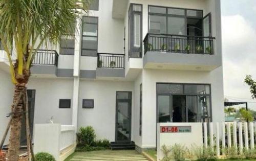 Cần bán gấp biệt thự gần Bình Chánh, 1 trệt 2 lầu, 2,6 tỷ/ 128m2. Lh 0911.251.655