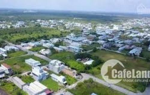 Chính thức nhận giữ chỗ 1 trệt 3 lầu khu đô thị vệ tinh mới, MT 50m, điểm đón đầu giãn dân