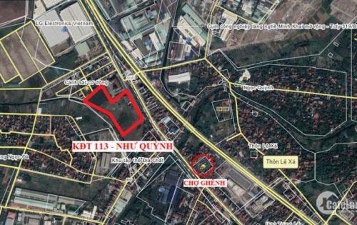 Siêu dự án vùng ven Lớn Nhất bờ Đông Hà Nội - Như Quỳnh Diamond Park