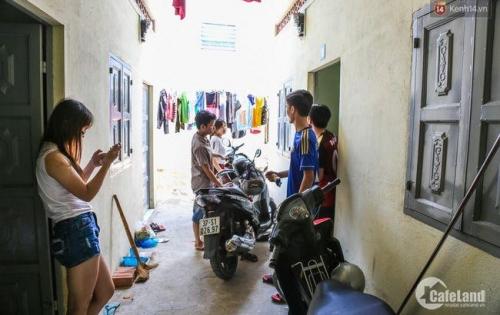 Bán nhà tặng 23 phòng trọ thu về 28tr/tháng ở Trâu Quỳ chỉ 3.7 tỉ