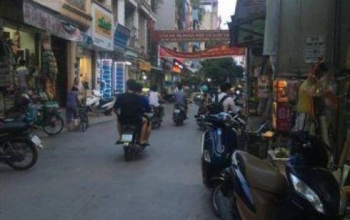 Bán nhà mặt phố Nguyễn Văn Trỗi, quận Hà Đông 60m2, 3 tầng, Mt 6.4m K/D, Ô TÔ giá 6.5 tỷ