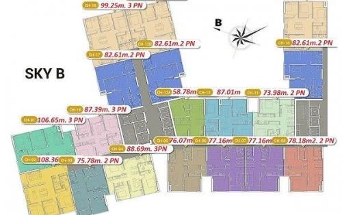 Ra mắt 360 căn hộ Sky B Imperia Sky Garden 423 Minh Khai. Đặt cọc ngay: 0886 901 626