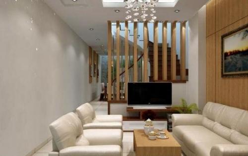 Nhà đẹp ở ngay, nội thất sang trọng phố Bạch Mai 40m2 giá 3,3 tỷ.