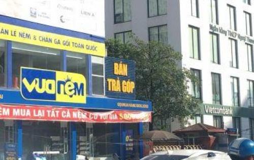 {Trọc Land} MP Minh Khai - phố VIP, vỉa hè rộng, kinh doanh đỉnh