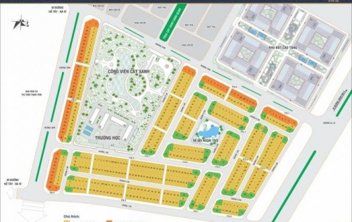 Chỉ cần đóng 30% nhận nhà ở ngay – căn số 7 đường 13m cách quốc lộ 32 50m