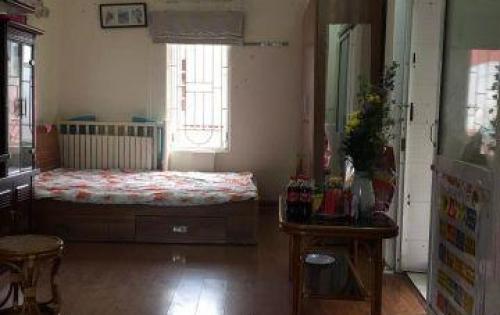 Cần bán căn tập thể ở trong ngõ 28 Nguyễn Siêu
