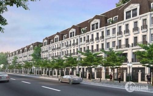 CĐT nhận đặt chỗ liền kề, shophouse đầu tư sinh lời cao tại mặt đường Nguyễn Xiển.