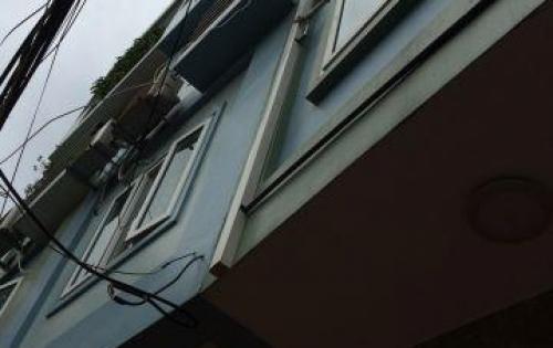 Bán nhà đẹp phố Giáp Bát, 37m2, 4 tầng, MT 3.6m,  giá 3.05tỷ