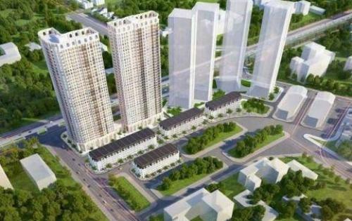 Nhận đặt chỗ biệt thự, shophouse đầu tư sinh lời cao tại mặt đường Nguyễn Xiển.
