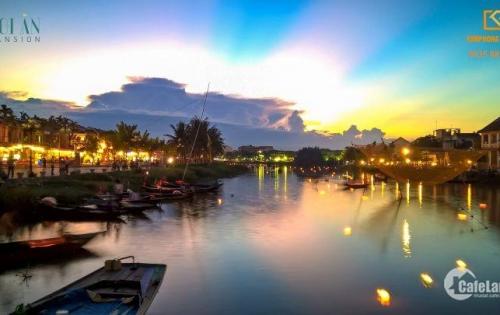 NEW HỘI AN Mansion dự án ven biển An Bàng -  HỘI AN duy nhất còn sót lại