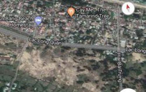 Bán lô đất view sát biển An Bàng , thích hợp cho AC đầu tư .
