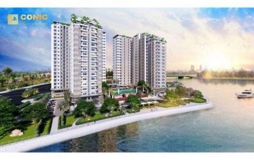 Dự Án Conic Riverside bán đợt đầu chỉ với 1,1 tỷ sở hữu căn hộ 2 phòng ngủ