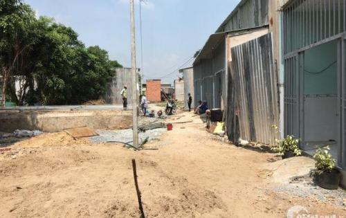 Nhà 4X10, 700TRĐ, 1 sẹc đường Liên ấp 123 nối dài, Vĩnh Lộc A, Bình Chánh