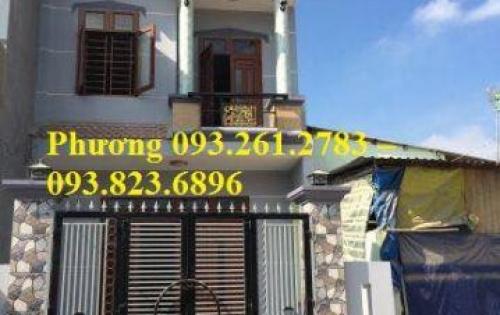 Bán nhà Đinh Đức Thiện, Huyện Bình Chánh. Dt : 3,8 x17m. 2 lầu. Giá 2,05 tỷ.