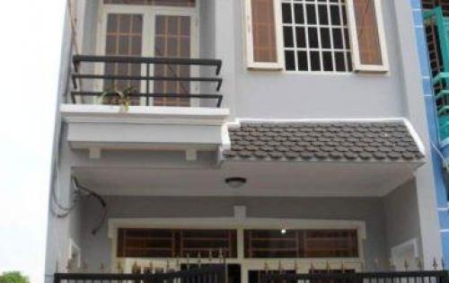 Nhà hẻm Đường Tân Liêm - Đa Phước - Bình Chánh, 4.5x14m, 1 Trệt 1 Lầu. Giá 1.2 tỷ