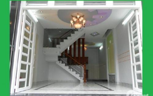 Thua WC bán gấp căn nhà mặt tiền đường Nguyễn Văn Tuôi,DT 4x15,1 trệt 1 lầu,Giá CHỈ 1ty3