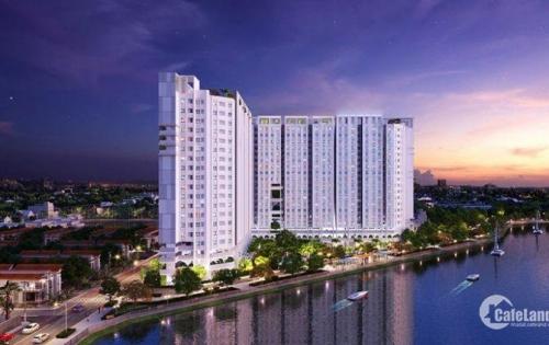 CH Sài Gòn Intela 1.2 tỷ 2PN, TT 360Tr cuối năm sau nhận nhà TT tiếp, hỗ trợ vay 70% còn CK 3%, dự án kề Phú Mỹ Hưng
