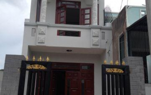 Nhà Bình Chánh giá rẻ, MT Thới Hòa, giá 1tỷ9,75m2,SR.