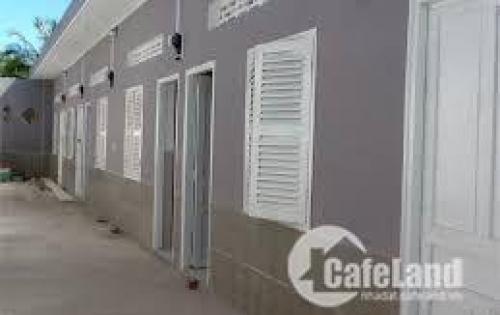 ACB thanh lý 14 phòng trọ 2 kiot,1ty9/250m2,cụm KCN,shr